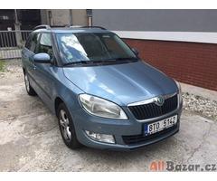 Škoda Fabia Combi 1.4