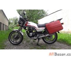 honda cb 450N 1984