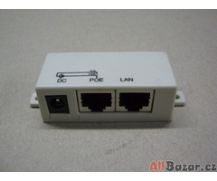 POE adapter - Power Over Ethernet - 6ks