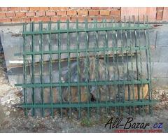 Kované mříže na okna