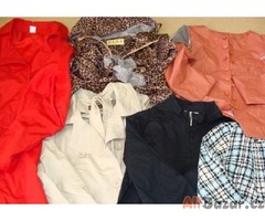 Dámská sáčka+kabátky