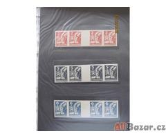 Prodám sbírku známek ČSR 2 - 1945 - 1992