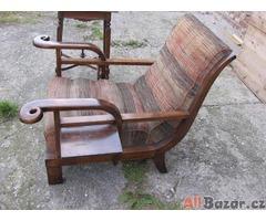 Koupím nábytek vyr.do r.1970