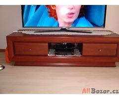 Prodám  skříňku pod TV a nad TV , knihovničku