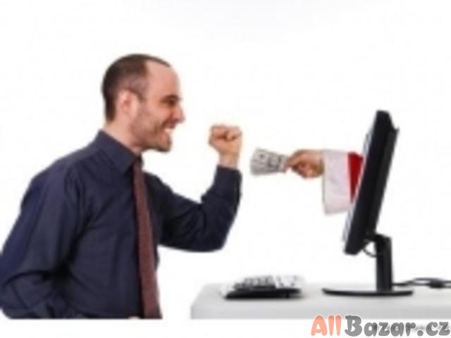 Vypůjčte peníze a během několika minut na svůj účet.