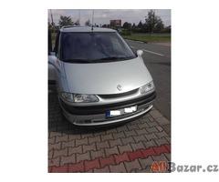 Renault Espace III Grand 2.2Dci 7-Míst
