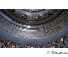 Prodám zánovní letní pneu zn. Michelin
