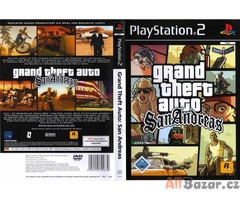 HRA GRAND THEFT AUTO SAN ANDREAS