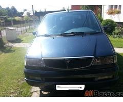 Prodám Lancia zeta 2.1 TD,nová STK,eko zaplaceno