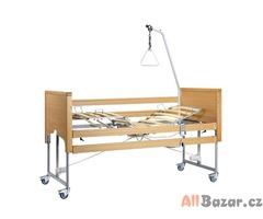 Repasovaná zdravotní polohovací postel Casa