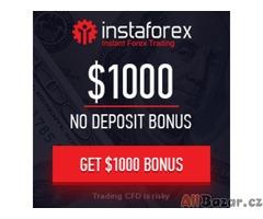 $2000 Forex bonus bez nutnosti vkladu
