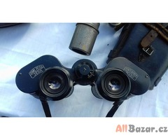 Prodám dalekohled Carl Zeiss Jena, Pentekarem 15x50