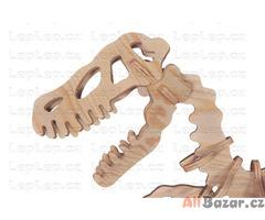 Velociraptor Dinosaur 3D 93cm