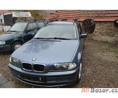 Prodám BMW 3 E46