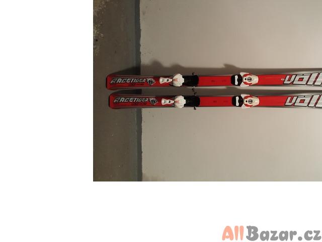 Juniorské lyže Volkl Race Tiger 160cm