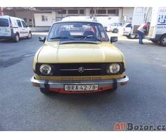 Prodam SKODA 120L r.v.1976