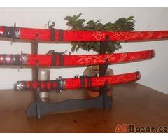 samurajské meče