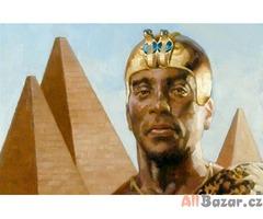 Prodám NOVOU knihu : Život starých Egypťanů.