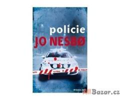 Knížka od Jo Nesbo: Policie (úplně nová)