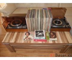 Prodám exkluzivní HIFI audio soupravu koupenou v roce 1971 v Německu