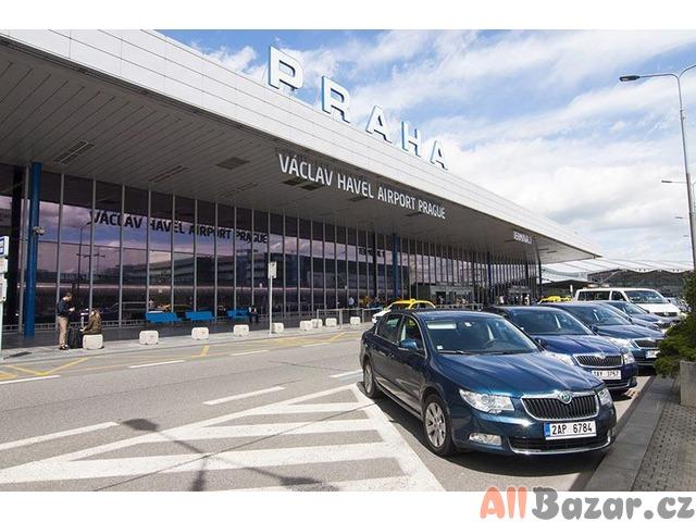 Řidič / Řidička - přeprava na letiště Václava Havla Praha