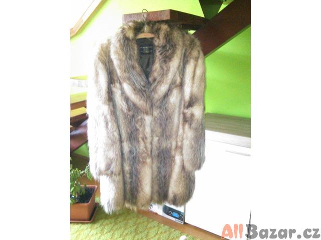 Prodám dámský kožich polární liška  49350f017f
