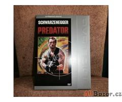 DVD Predator Stříbrná Edice [Cena včetně poštovného]