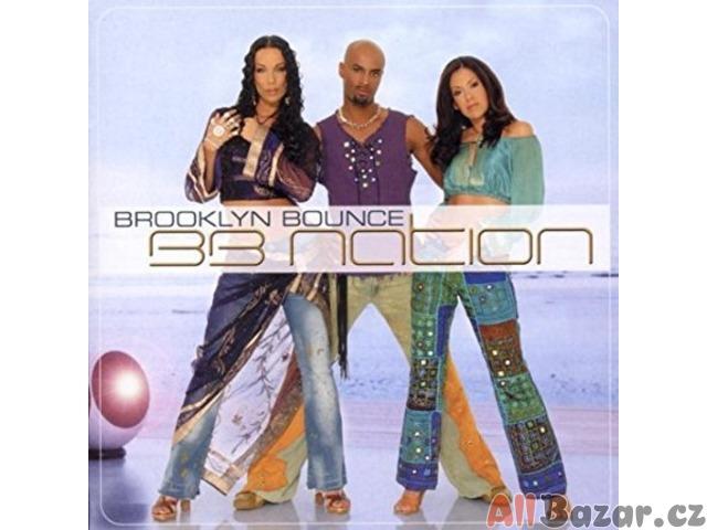 Originál CD Brooklyn Bounce - BB Nation [Cena včetně pošty]