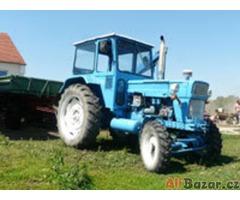 Rumunský traktor Utb