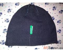 Pleteninová čepice Benetton