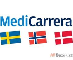 Lékař/ka ve Skandinávii (Švédsko, Norsko, Dánsko)