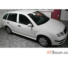 Prodám Škoda Fabie Kombi 59 KW, 1,4 TDI