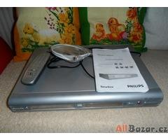 DVD rekordér PHILIPS DVDR615