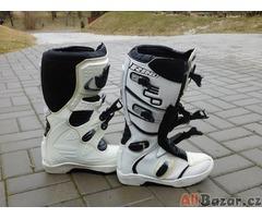 Prodám motokrosové boty RIND