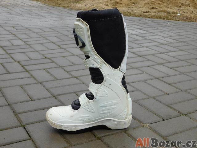 ... Prodám motokrosové boty RIND ... af526fee5e