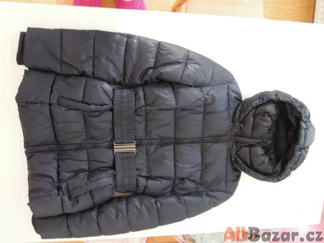 Zimní bunda Sisley