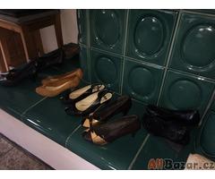 Značkové boty  velmi levně