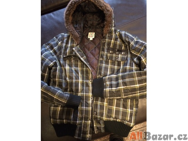 Nová zimní bunda