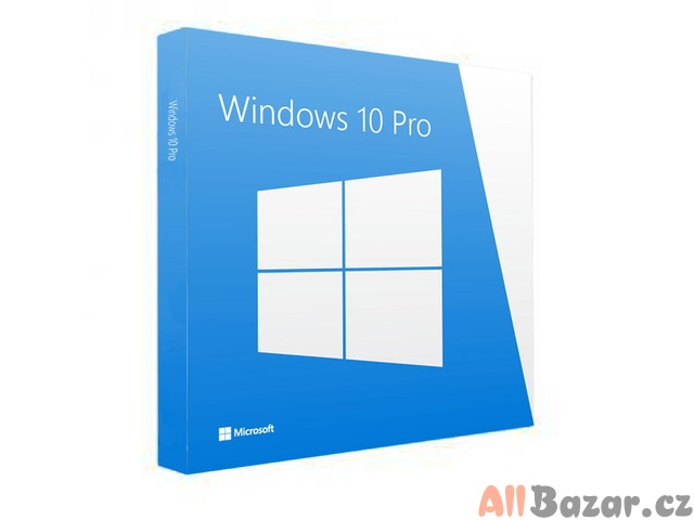Windows 10 Professional licenční klíč