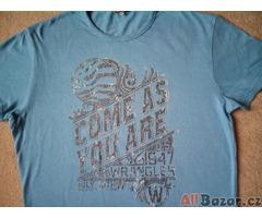 Pánské triko s nápisy