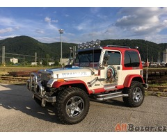 Jeep Wrangler V8 5.9LX Magnum