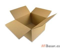 Kartonové krabice 3VVL a 5VVL