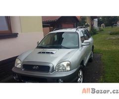 Prodám Hyundai Santa Fe 2,0 CRDi  16V  4WD