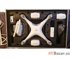 dron DJI Phantom 4 + příslušenství