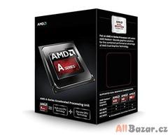 Výkony amd procesor 4,1GHz a základní desku
