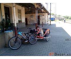 vozík za kolo