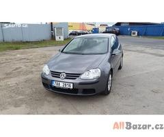 Volkswagen Golf 1,6 i + LPG