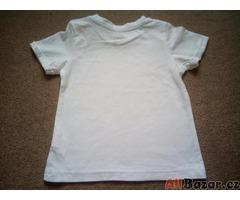 Bílé tričko nové