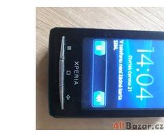 Sberatelský mobil xperia x10