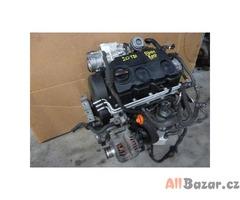 Motor 2,0 tdi Škoda Superb